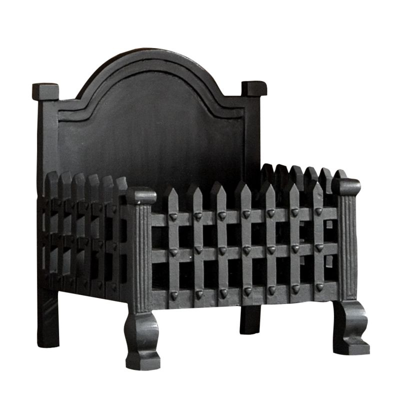 Cast Iron Fire Basket Large
