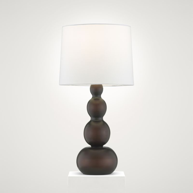 Lights by BandQ Beli Table Lamp Bronze Effect
