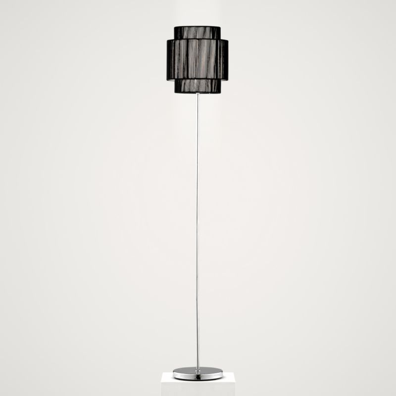 Tribeca Floor Lamp Black