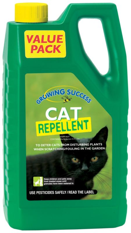 Growing Success Cat Repellent 1.5kg