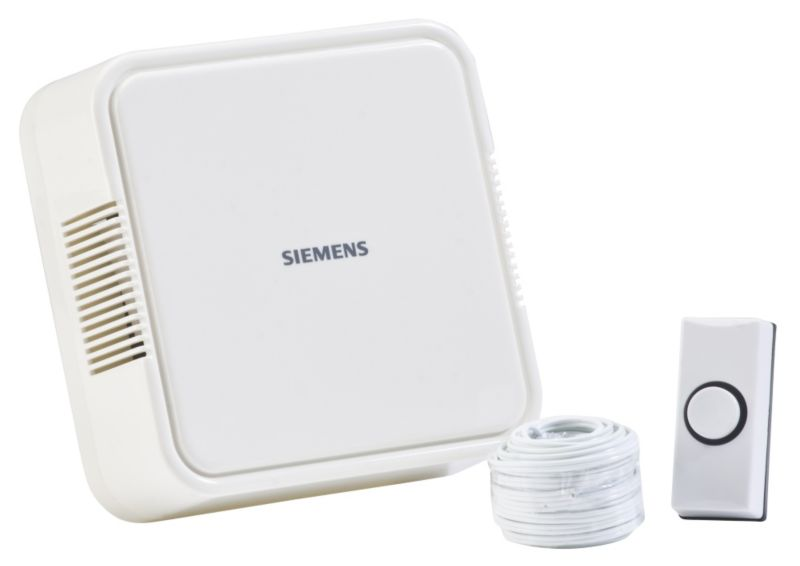 Siemens Wired Electronic Door Chime Kit