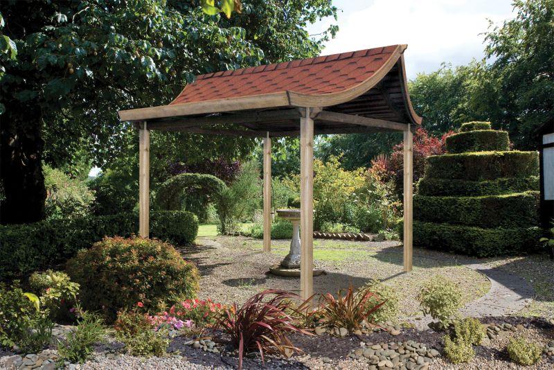 Grange Tea Room - (H) 3.4m x (W) 3.6m x (D) 3.5m