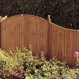 Save on this Grange Dome Closeboard Kit 20 x (H)2m Panels, 21 x(H)2.4m Posts