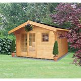 Save on this Thetford Cabin Including Assembly  (H) 2.7 x (W) 3.59 x (D) 2.39m