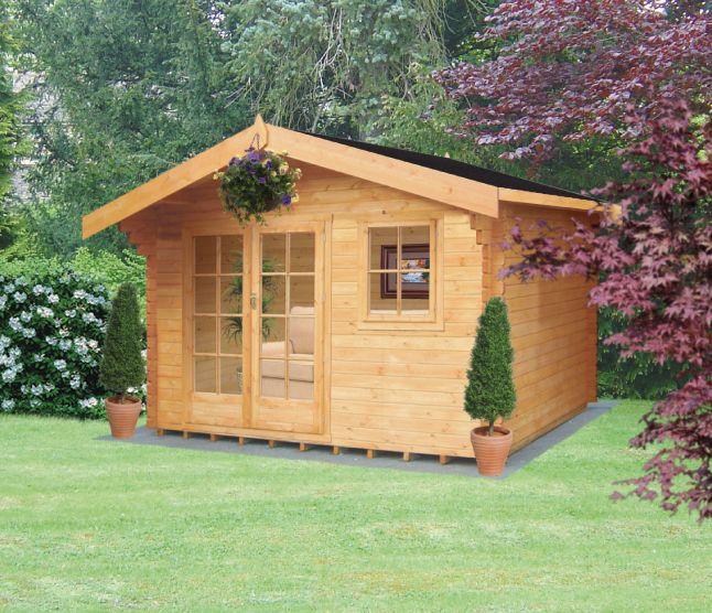 Thetford Cabin (H) 2.7 x (W) 3.59 x (D) 2.99m