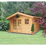 Save on this Thetford Cabin Including Assembly (H) 2.7 x (W) 3.59 x (D) 2.99m