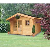Save on this Thetford Cabin Including Assembly (H) 2.7 x (W) 3.59 x (D) 3.59m