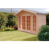 Save on this Epping Cabin Including Assembly (H) 2.5 x (W) 2.99 x (D) 1.79m