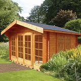 Save on this Argyll Log Cabin (H) 2.7m x (W) 3.59m x (D) 3.59m
