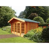 Save on this Argyll 12ft x 12ft Cabin Including Assembly