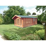 Save on this Keilder 12ft x 15ft Cabin Including Assembly