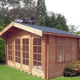 Save on this Argyll Log Cabin (H) 2.7m x (W) 3.59m x (D) 2.39m