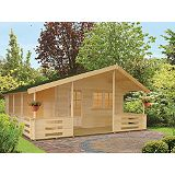 Save on this Arden Left Cabin Including Assembly (H) 2.86 x (W) 5.7 x (D) 4.5m
