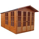 Save on this 10X7 Kensington Summerhouse Including Assembly