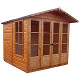 Save on this 7X7 Kensington Summerhouse Including Assembly