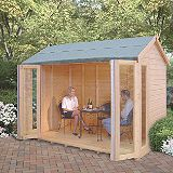 Save on this Blenheim Summerhouse  (H) 2.48m x (W) 2.99m x (D) 1.79 m