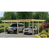 Save on this Double Carport