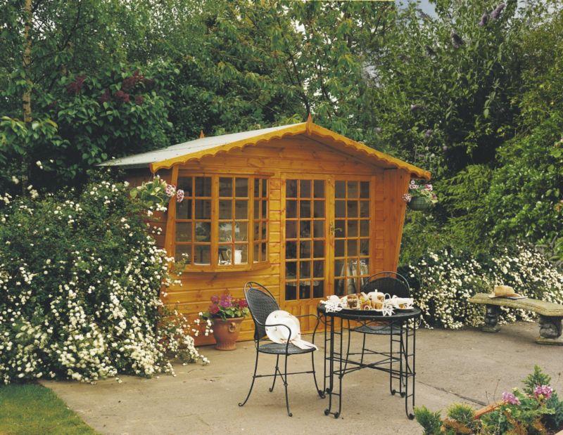 Sandringham Summerhouse Model 106