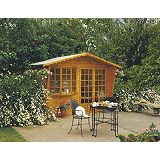 Save on this Sandringham Summerhouse Model 106