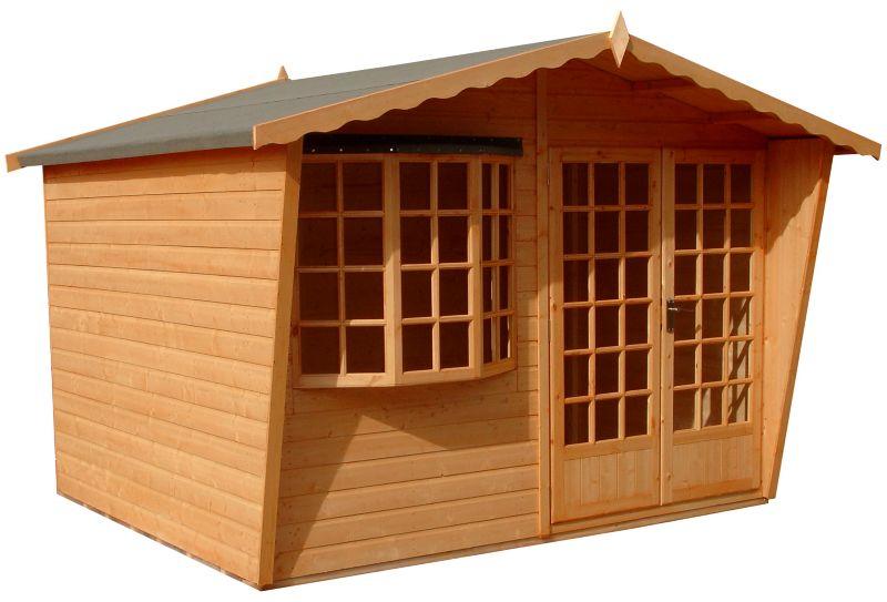 10X6 Sandringham Summerhouse Including Assembly