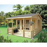 Save on this Guisborough Cabin 4.49 x 4.49m