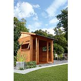 Save on this Shack Up Eightbisix Including Assembly - (H) 8ft6in x (W) 7ft10in x (D) 5ft11in