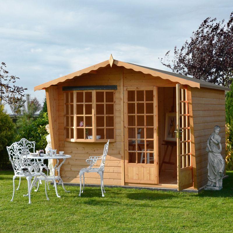 Sandringham Summerhouse Model 108