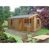Save on this Ringwood Cabin 3.59 x 3.89m