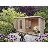 Save on this In and out Cabin 2.99 x 4.79m