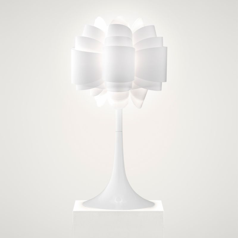 by BandQ Dylan Table Lamp With 3D Shade