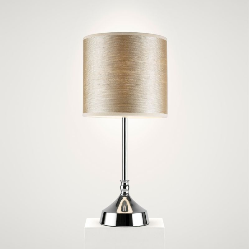 by BandQ Lottie Candlestick Table Lamp
