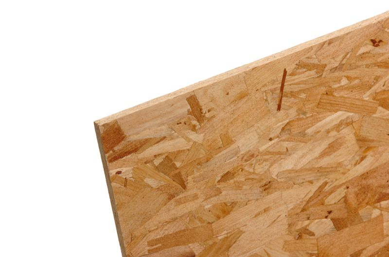 Oriented Strand Board Interior (L)2440 x (W)1220 x (T)11mm