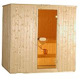 Save on this Garden Inspirations Laine Sauna (H)2 x (W)2 x (D)1.5m