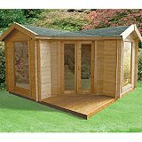 Save on this Tarina Cabin  (H) 2.75m x (W) 3.9m x (D) 3.9m