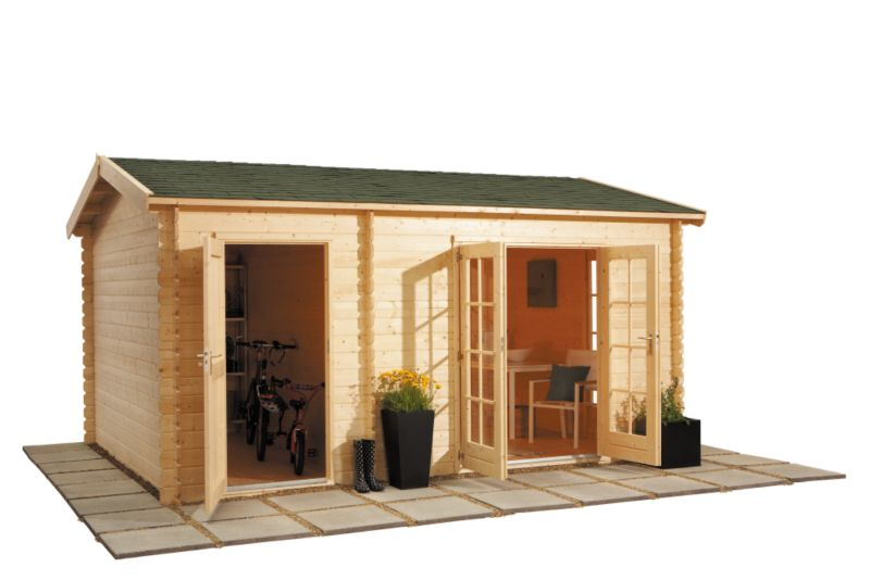 Finnlife Lohi Log Cabin Review Compare Prices Buy Online