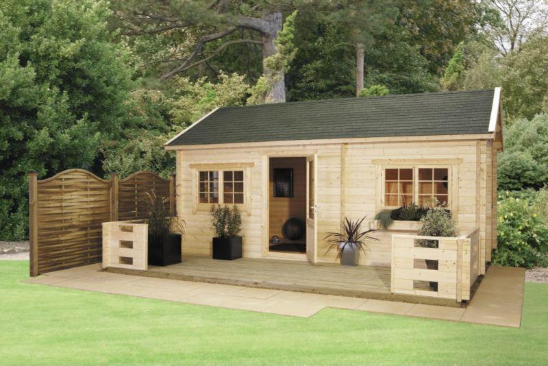 Lovisa Log Cabin