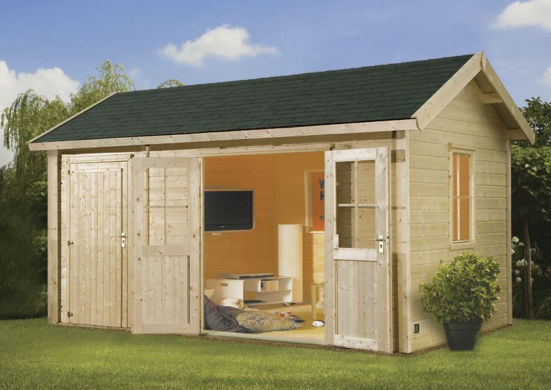 Lohi 210 Log Cabin