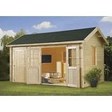 Save on this Lohi 210 Log Cabin