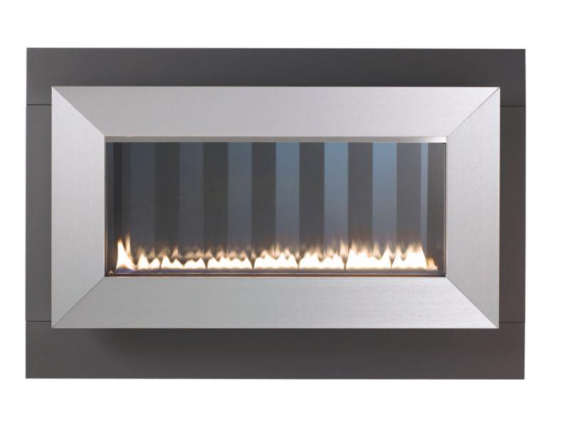 Reflection Flueless Wall Hung Gas Fire