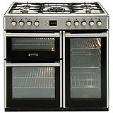 Save on this Leisure Dual Fuel Range Cooker CMCF99X
