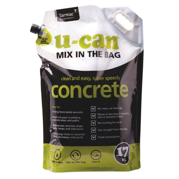 U-Can Mix in the Bag Concrete 17Kg