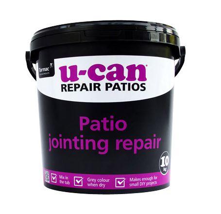 UCan Patio Jointing Repair 10Kg