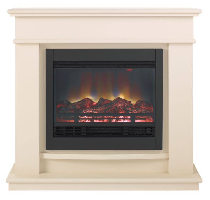 Fire Fire Surround And Electric Fire Suite