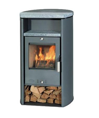 Be Modern Kastrup 6kW Wood Burning Stove