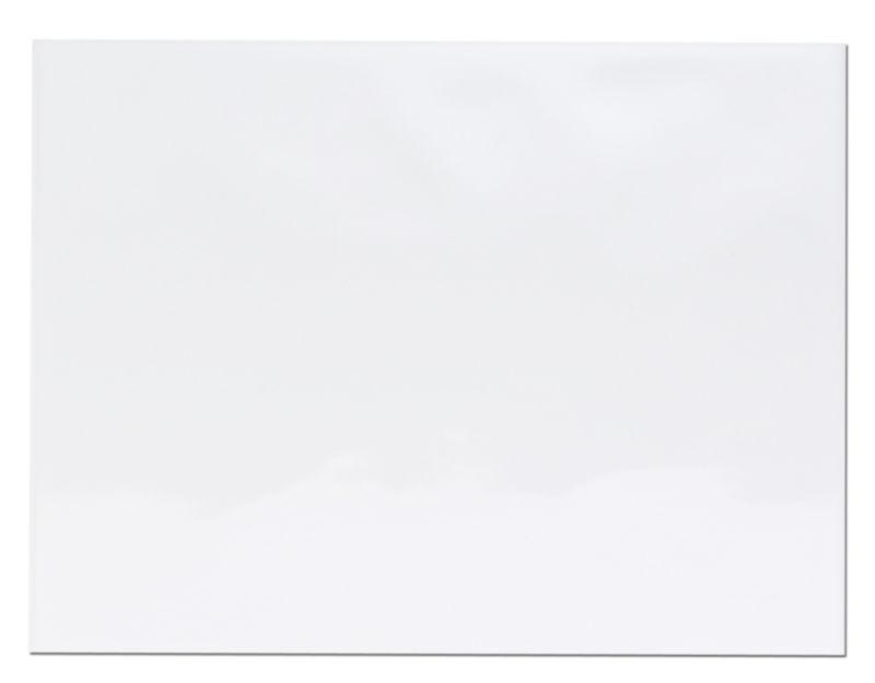 Glacier Bumpy Wall Tile White (W)330 x (L)250 x (T)6mm