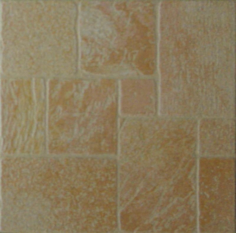 B Q B Q Eclipse Brick Effect Ceramic Floor Tiles 9 Pack