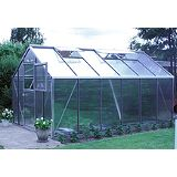 Save on this Model 9x14 - Premium Greenhouse - Aluminium Frame + Toughened Glass + Base