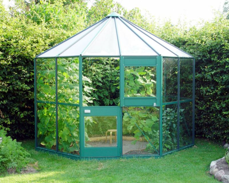 Diamond Garden Room Green