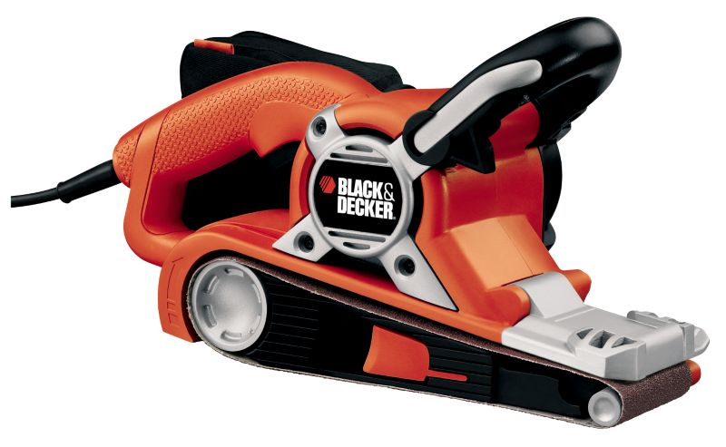 black decker belt sander ka88 720w. Black Bedroom Furniture Sets. Home Design Ideas