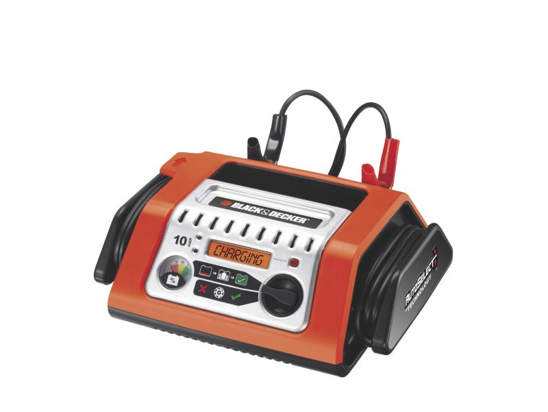 Black and Decker Autoselect Battery Charger